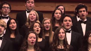 Madison Youth Choir sings