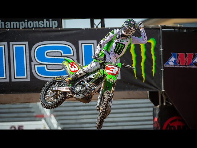 Eli Tomac Clinches First 450 Supercross Championship - Salt Lake City 7 | Race eXamination