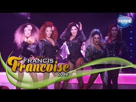 Gala Premios Francis Francoise 2017 - Concepción - Canal Femme