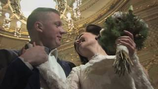 Русско-восточная свадьба