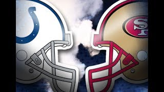 ROBLOX 49ers VS Colts Highlights