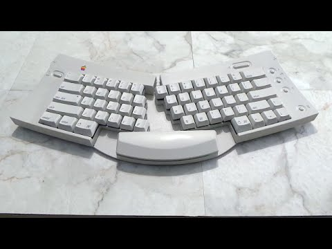 Apple Keyboard Evolution 1983-2015 Part 1