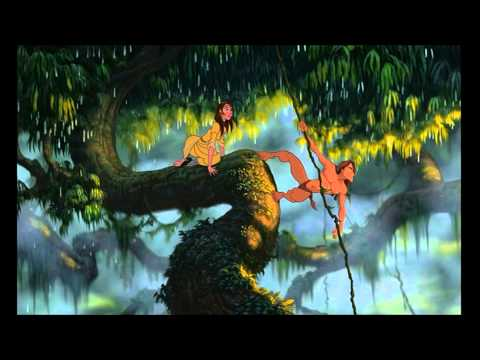 Tarzan and Jane - Toybox