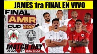JAMES Rodriguez 🔴 PRIMERA FINAL EN VIVO HOY CON VIDEO ✅ ALRAYAN vs ALSADD