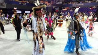 U of W powwow Intertribal 4/21/13