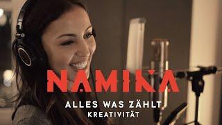 Kreativität (Tonstudio) - Folge 7 - Alles was zählt | Namika