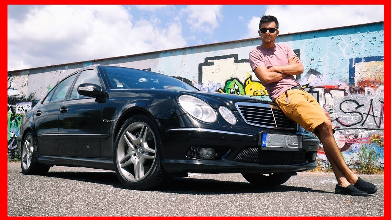 how much does it cost to own sport car mercedes e55 amg youtube. Black Bedroom Furniture Sets. Home Design Ideas