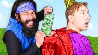 LAST TO BREAK NEW YEARS RESOLUTION WINS $10,000 Challenge - Spending 24 Hours PZ9 vs SPY NINJAS!