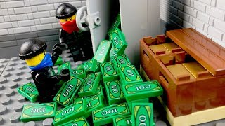 LEGO Bank Robbery 💰 The Story of one GANG 💣