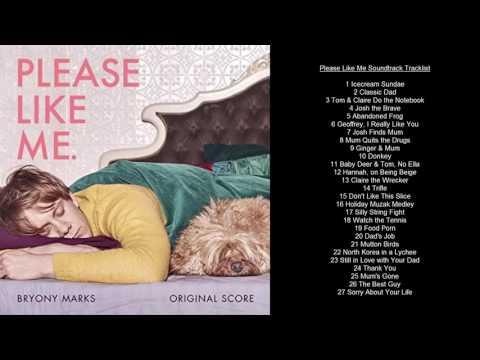 Please Like Me Soundtrack Tracklist - Score