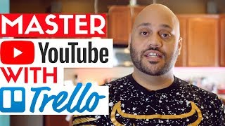 Trello Tutorial: YouTube Channel Growth Tip!