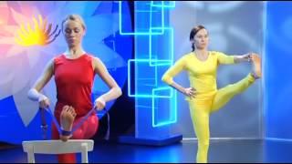 Йога для женщин с Татьяной Бородаенко. Урок 6