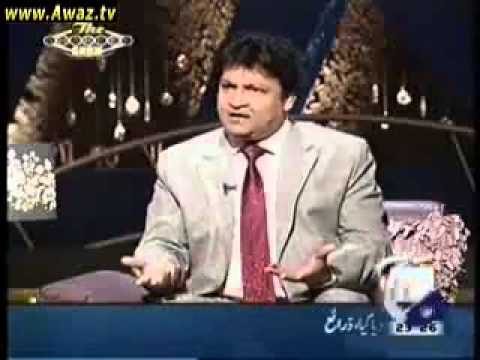 Best Of Umer Shareef Show Mix (Funny Parts) 1_2