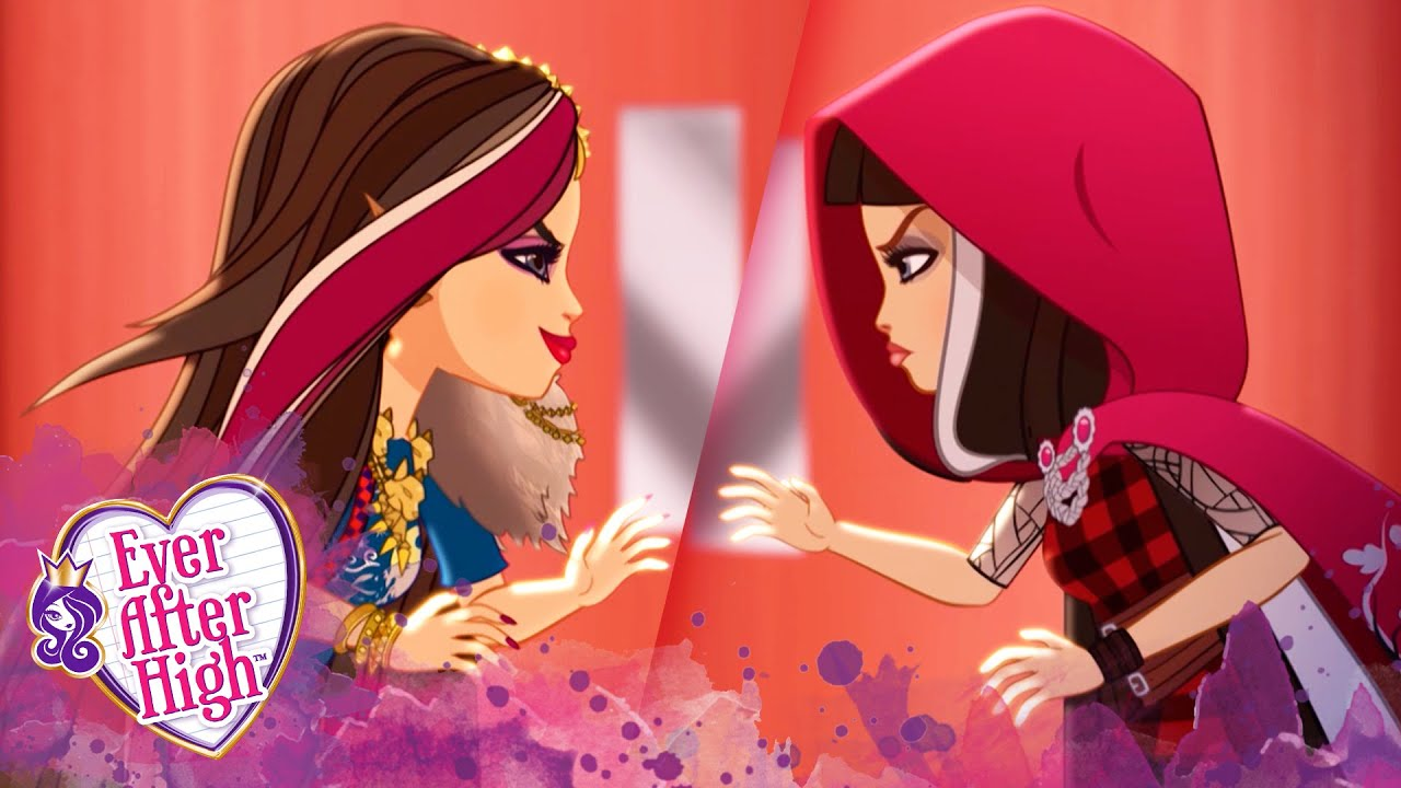 ever after high deutsch