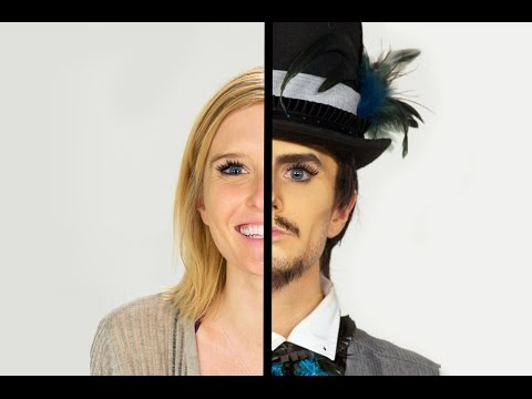 Thumbnail: Women Transform Into Drag Kings