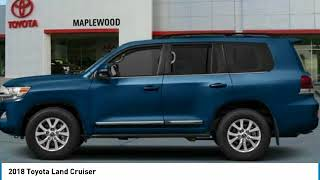 2018 Toyota Land Cruiser  Maplewood, St Paul, Minneapolis, Brooklyn Park, MN J12114
