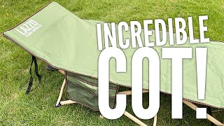 The Best Folding Camping Cot Review
