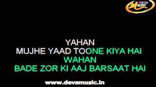 Nahin Saamne tu Karaoke Taal www.devsmusic.in Devs Music Academy