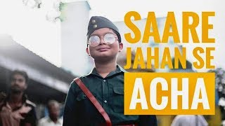 Saare Jahan Se Acha | Sourendro-Soumyojit
