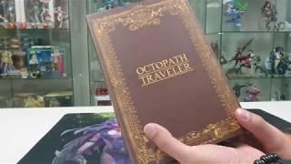 4am - Octopath Traveler (Traveler's Compendium Edition) Unboxing