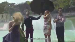 8-8-14 B&B PARIS VIDEO Bold Beautiful Hope Wyatt Darin Brooks Kimberly Matula Promo Preview 8-6-14