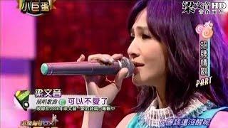 梁文音-可以不愛了(141014-娛樂百分百小巨蛋)