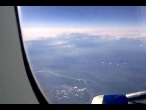 Chemtrails auf dem weg nach Ibiza
