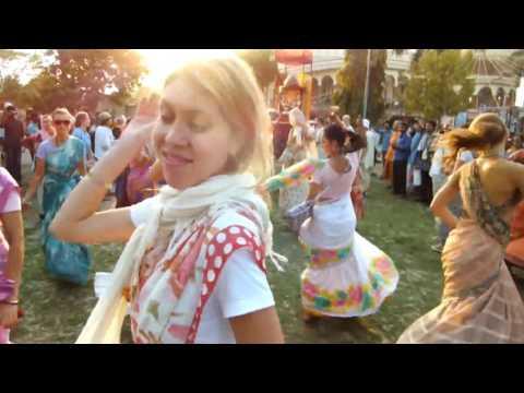 Vishwa Dharma 40 @ Radhe Shyam # Soul Song & Dance # ISKCON