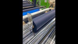연질PVC 곤색시트 생산 제조