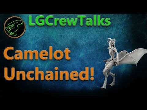 Camelot Unchained Vodcast Ep. 24: Naval Combat