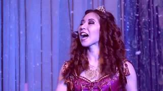 """Новогодний мюзикл """"Эльза в Королевстве лета"""""""