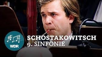 Dmitrij Schostakowitsch - Sinfonie Nr. 9 Es-Dur op. 70   WDR Sinfonieorchester