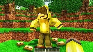 ISMETRG ALTINA DÖNÜŞTÜ! 😱 - Minecraft