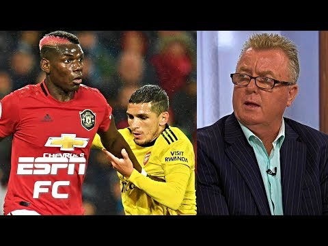Manchester United and Arsenal are shadows of their former selves - Steve Nicol | Premier League