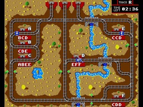 Amiga Longplay: Trains