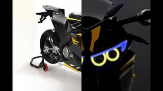 R-bike Most Stylish bike in India