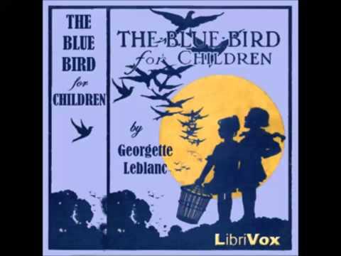 The Blue Bird for Children (FULL Audiobook)