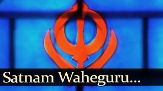 Satnam Waheguru - Golden Temple - Top Devotional Song