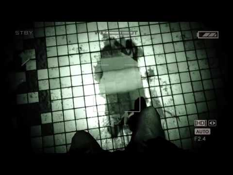 Outlast Full Official Trailer