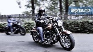 Festival Harley Davidson: ces bikers qui ont un cœur dans le moteur