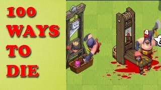 100 FUNNY WAYS TO DIE IN CLASH ROYAL #1 l CLASH ROYAL FUNNY MOMENTS!