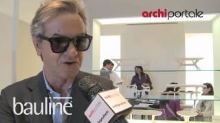 Enzo Berti a I saloni 2011 / archiportale.com, 2011