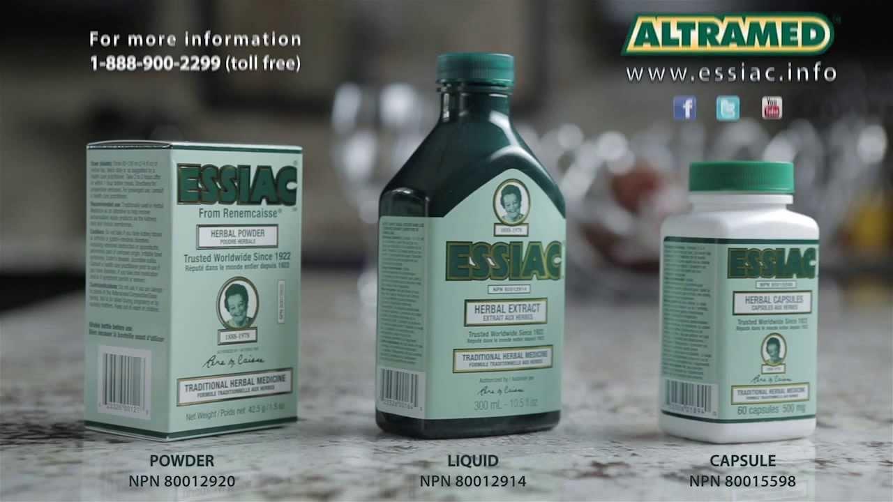 Cancer cure essiac herbal tea - Essiac Original Essiac Tea Formula Made In Canada With Dr Elvis Ali