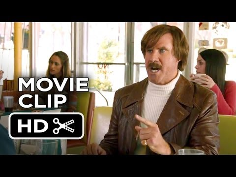 Anchorman 2: The Legend Continues Movie CLIP - I'll Take The Job (2013) HD