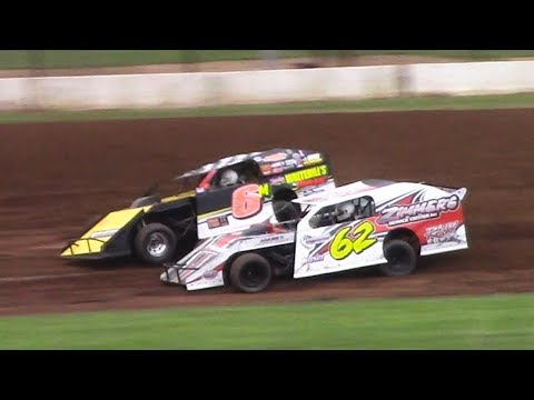 UEMS E-Mod Heat One | McKean County Raceway | 7-22-17