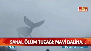Sanal ölüm tuzağı Mavi Balina - Atv Haber 29 Ocak 2019