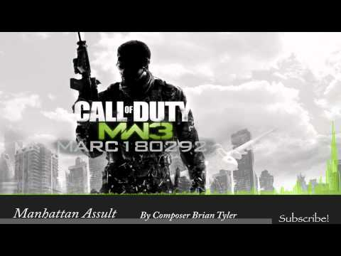 MW3 Soundtrack: Manhattan Assault