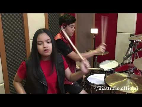 Via Vallen - Meraih Bintang (Official Theme Song Asian Games 2018) Drum Covered by Matt 'n Flo