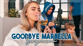 LAST VLOG FROM MARBELLA! (for this time...)