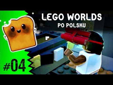 Lego worlds po polsku dynamit i strzelba youtube for Farcical po polsku